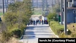 Керченская колония
