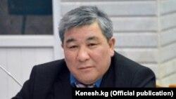 Рыскельди Момбеков