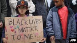 Pamje nga protestat në Shtetet e Bashkuara