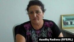 Baş həkimin müavini Rəna Mustafayeva