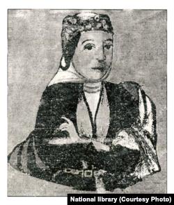 ანა ორბელიანი, იმერეთის სამეფოს დედოფალი