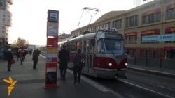 Прага трамвайлары
