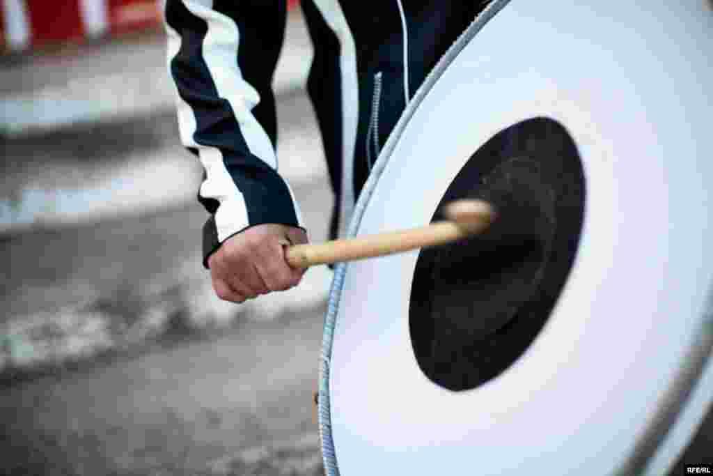 The Drummers Of Macedonia's Semka Band #28