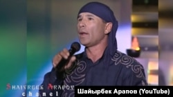 Орунбасар Кызалаков.