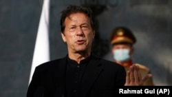 Pakistanyň premýer-ministri Imran Han