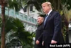 گفتوگوهای تازه میان ترامپ و کیم هشتم و نهم اسفند ماه در هانوی، پایتخت ویتنام برگزار شد