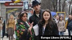 De Ziua internaţională a romilor la Chişinău, 8 aprilie 2013