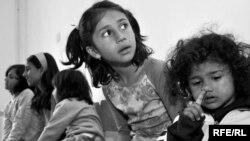 Romska djeca, ilustracija, foto: Midhat Poturović