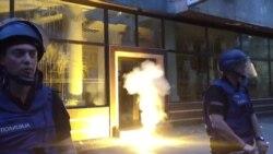 Skoplje: Jajima na predsjedničku kancelariju
