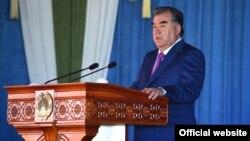 Տաջիկստանի նախագահ Էմոմալի Ռահմոն, արխիվ