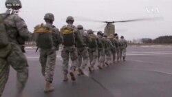 SUA retrag mii de soldați din Europa