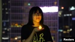 Чоу Ҳан Тун, муовини раиси Эътилофи мусоидат ба ҳаракатҳои демократии ватандӯстонаи Чин