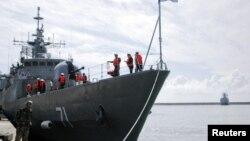 Карабель іранскага флёту Alvand