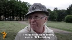 Vox Pop: Should St. Petersburg Be Leningrad Again?