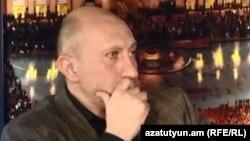 Политический комментатор Акоп Бадалян