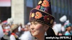 Кыргызстан бәйсезлек көнен бәйрәм итә