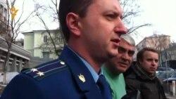 Гособвинитель Виктор Объедков