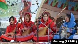 The Taliban, backed by conservative clerics, has banned live music at parties in Faryab such as the dambora, a popular folk instrument.