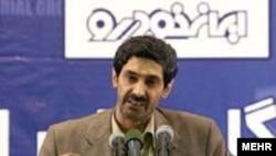 منوچهر منطقی، مدیر عامل ایران خودرو(عکس:Mehr)