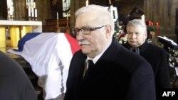 Ish-presidenti i Polonisë, Lech Walesa
