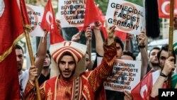 """Туркойчоь - Германино """"эрмалойн геноцидах"""" резолюци тIеэцарна дуьхьал гулам"""