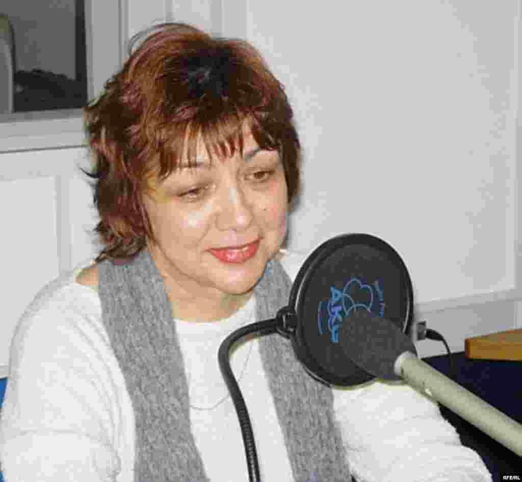 Руководитель Общественно-политического Центра Горбачев-фонда, кандидат философских наук, социолог Ольга Здравомыслова