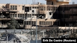 Сириянын Ракка шаары