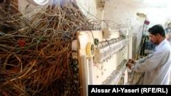 Iraq – electricity network, Najaf, 07Aug2011