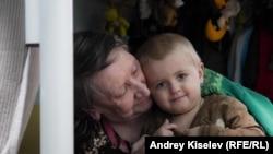 Наталья и ее внук