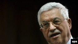 Abbas's term has officially expired, but Obama gave him a vote of confidence