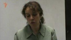 Член Совета по развитию гражданского общества и правам человека при Президенте РФ, член Общественной палаты Елена Тополева-Солдунова.