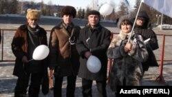 Татар иҗтимагый үзәге вәкилләре