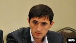Председатель Молодежной организации партии «Мусават» Турал Аббаслы