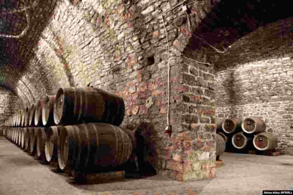 ...although it now produces wine under its Azeri name as the Göygöl Winery.