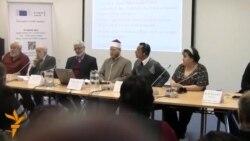 Прагага йиғилган исломшунослар Charlie Hebdo ҳужумини қоралади