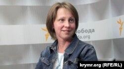 Ukraina Haber siyaseti naziriniñ Qırım suallerinde mesleatçısı Yüliya Kazdobina