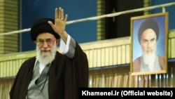 Ayatollah Ali Khamenei has the ultimate word on political and religious affairs under Iran's clerically dominated system.