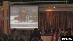 Sa sastanka u Beogradu, Foto: Radovan Borović