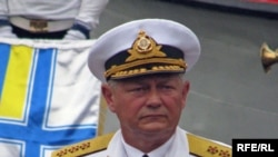 Rear Admiral Ihor Tenyukh