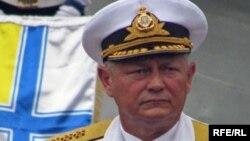 Министр обороны Украины Игорь Тенюх.