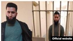 """Шамиль Мустакимзода в ноябре 2019 года был задержан в ходе операции """"Нож"""". Фото сайта УМВД г. Душанбе"""