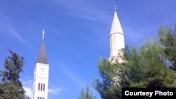 Xhami, e kishë, Motsra, Bosnje...