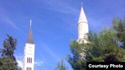 Crkva i džamija u Mostaru, ilustrativna fotografija