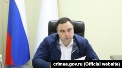 Глава фракции КПРФ в крымском парламенте Сергей Богатыренко