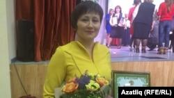 Миләүшә Ханнанова