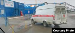 Машина скорой помощи, Мурманск