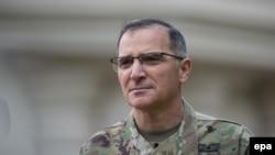 НАТОнинг Европадаги қўшинлари янги қўмондони Кертис Скапаротти.