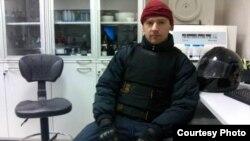 Іван Стасюк у часе Майдана