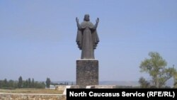 Участок со статуей Христа по ошибке приватизировали