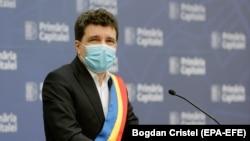 România - Primarul general al Capitalei, Nicușor Dan